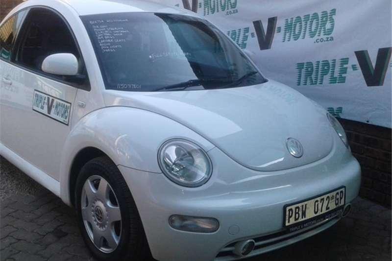 VW Beetle 2.0 Highline 2001