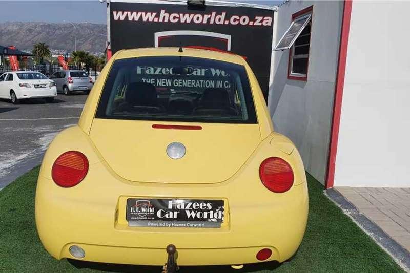 2003 VW Beetle Beetle 2.0 Highline