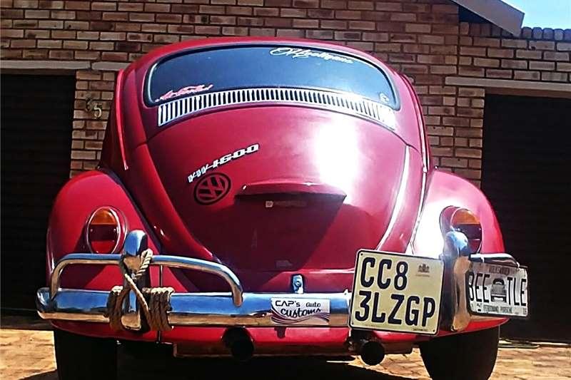 VW Beetle 2.0 Highline A/T 1967