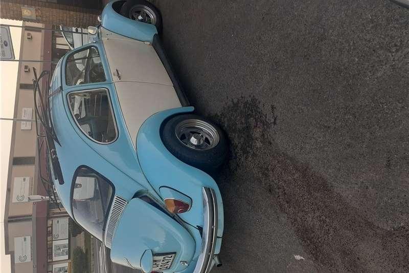 VW Beetle 2.0 Highline A/T 1968