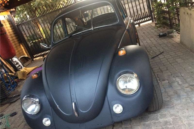 VW Beetle 2.0 Highline A/T 1973