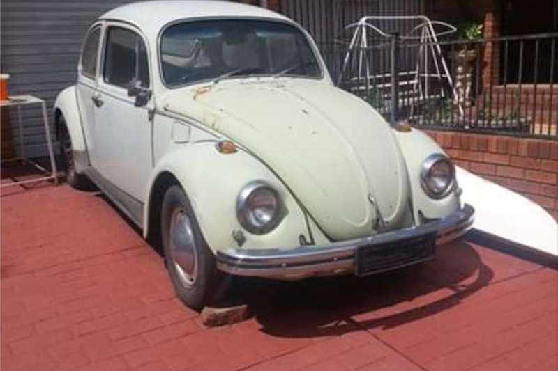 VW Beetle 2.0 Highline A/T 1974