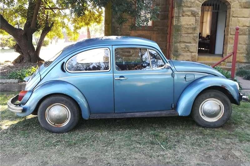 VW Beetle 2.0 Highline A/T 1978