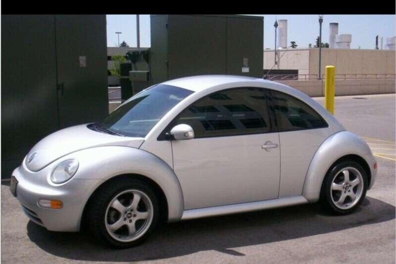 VW Beetle 2.0 Highline automatic 2000