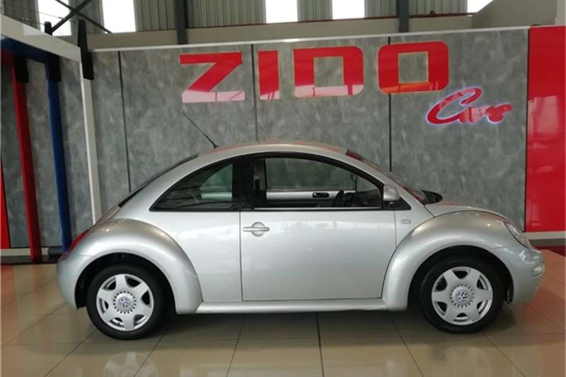 VW Beetle 2.0 Highline automatic 2001