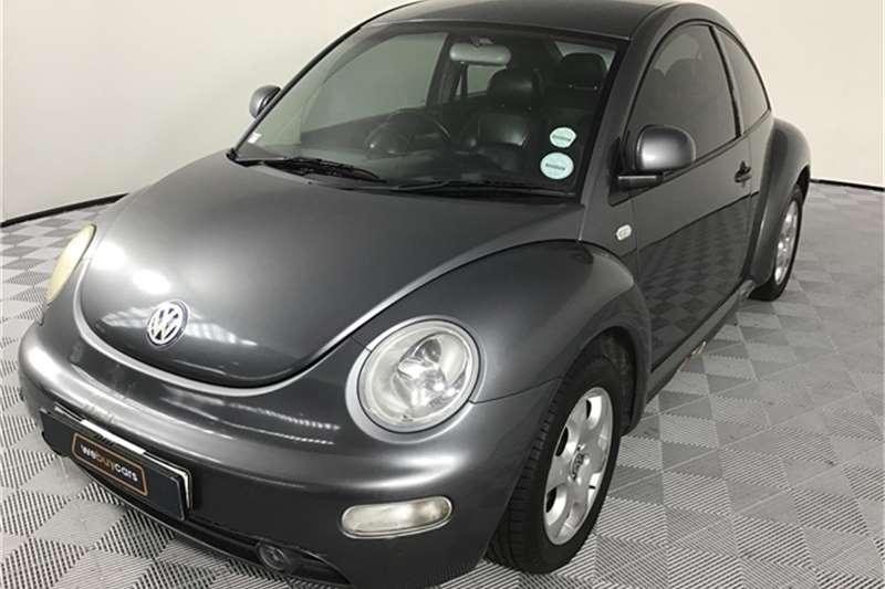 VW Beetle 2.0 Highline automatic 2003