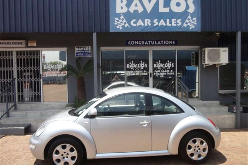 VW Beetle 2.0 Highline automatic 2003