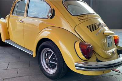VW Beetle 335i coupé Exclusive DCT 1974