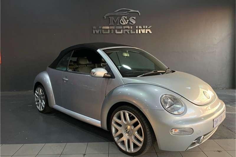 VW Beetle cabriolet 2.0 2008