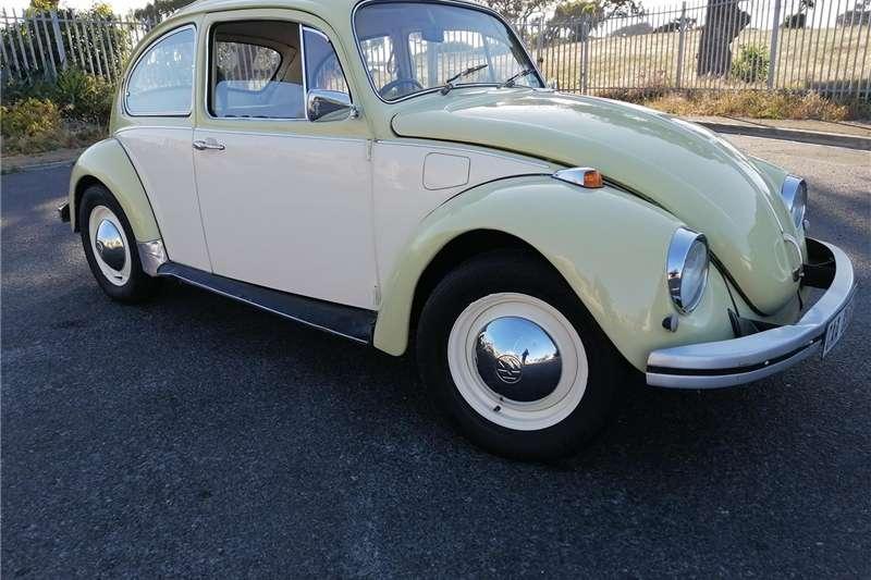 VW Beetle Dune 1.4TSI 1971