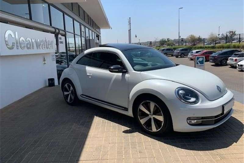 2014 VW Beetle 1.4TSI Sport auto