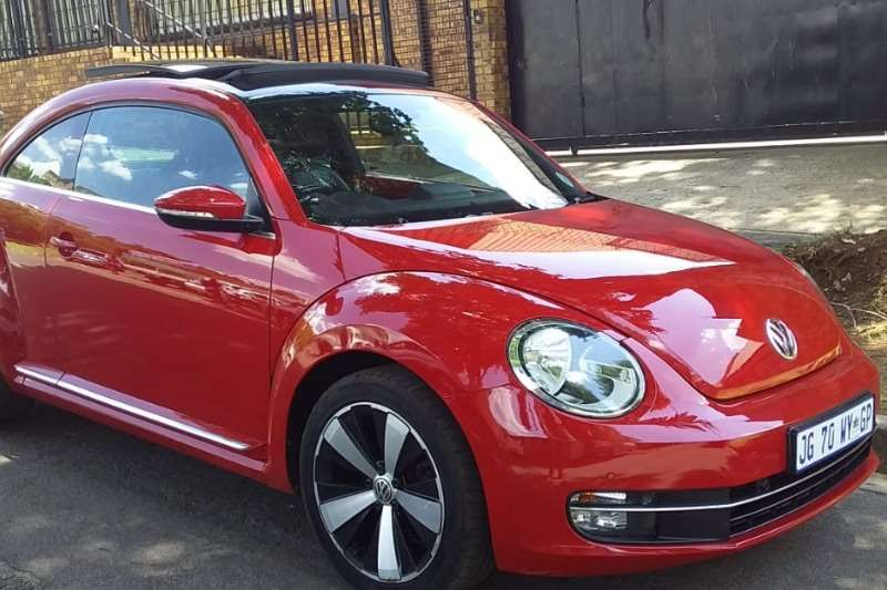2015 VW Beetle 1.2TSI Design