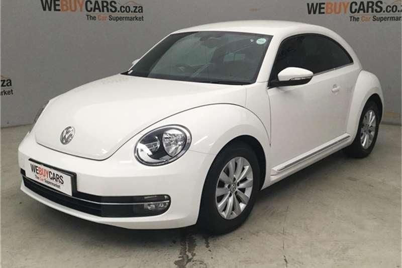 2013 VW Beetle 1.2TSI Design