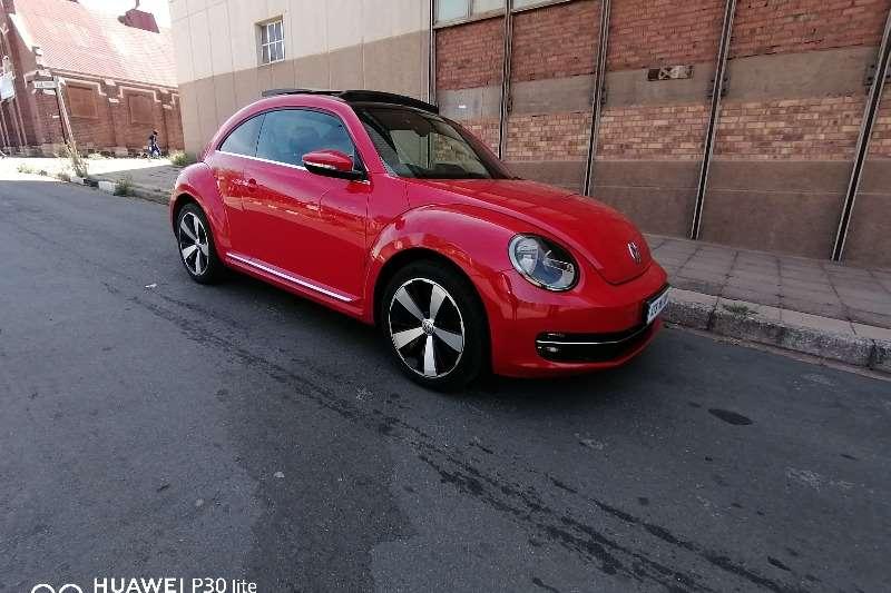 2015 VW Beetle 1.2TSI Club