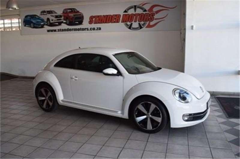 2014 VW Beetle 1.2TSI Design