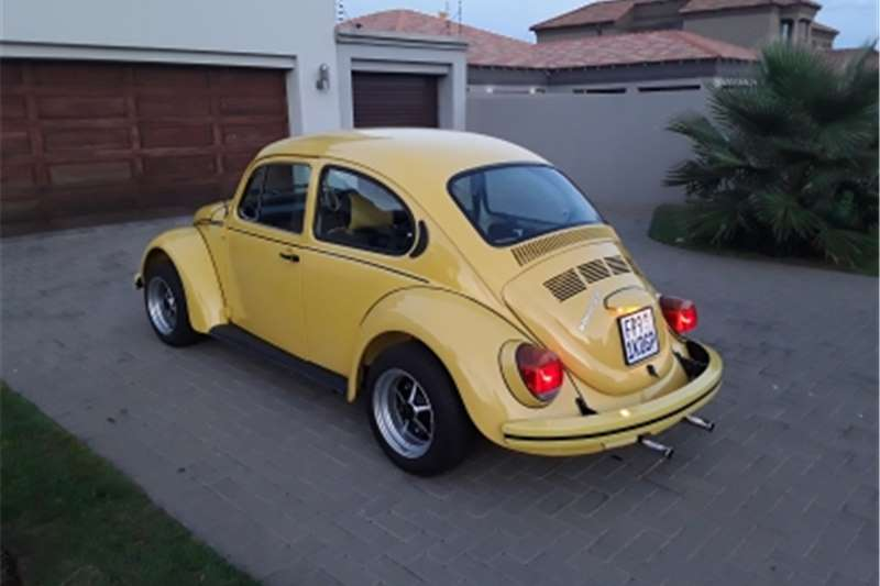 VW Beetle VW beetle 1600 S limited edition 1978