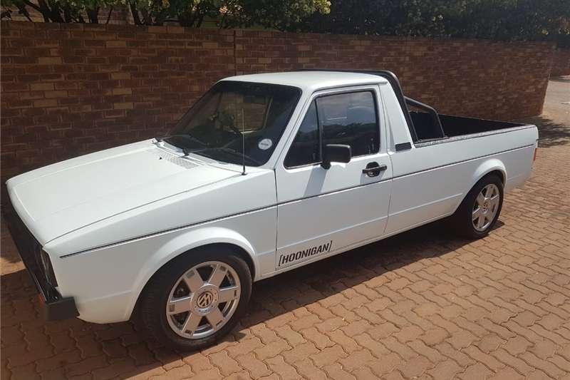 VW Caddy 1,6 1984