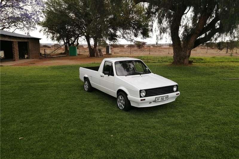 VW Caddy 1,6 1992