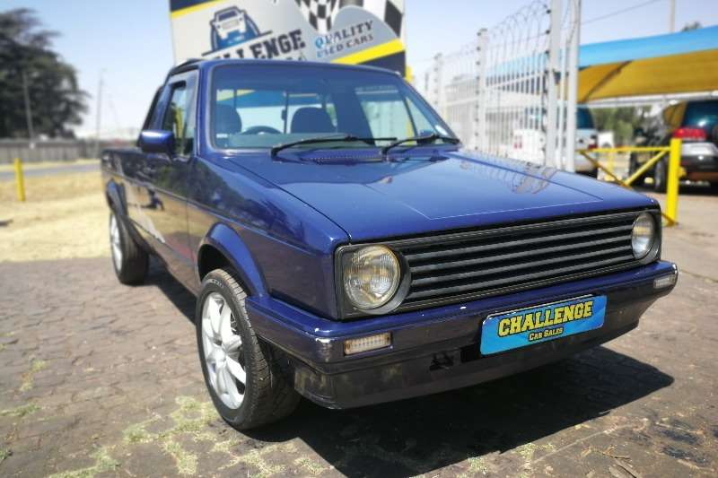 VW Caddy 1,6 1999