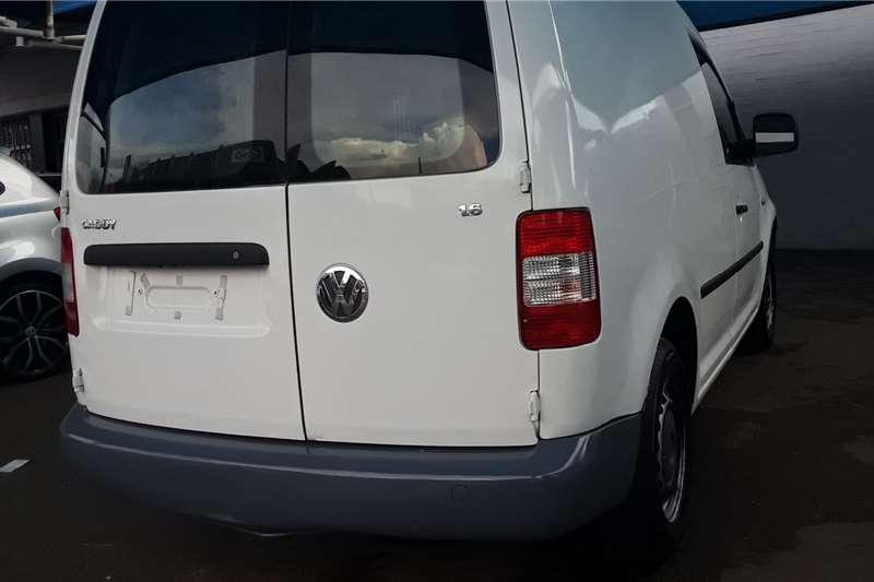 VW Caddy 1,6 2006