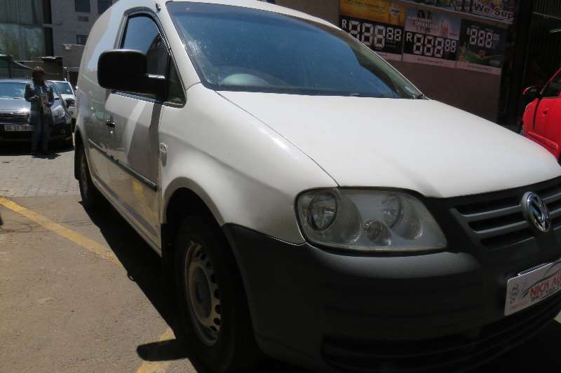 VW Caddy 1,6 2007