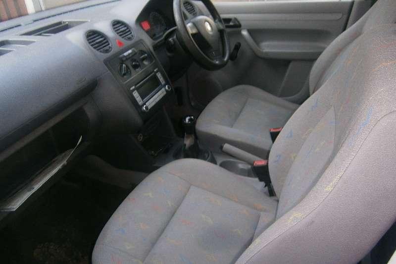 VW Caddy 1,6 2007
