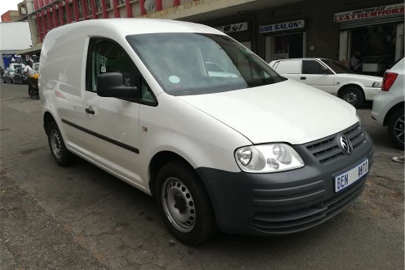 VW Caddy 1,6 2009
