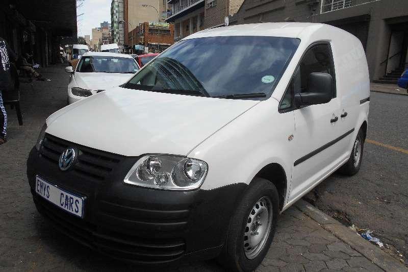 VW Caddy 1,6 2010