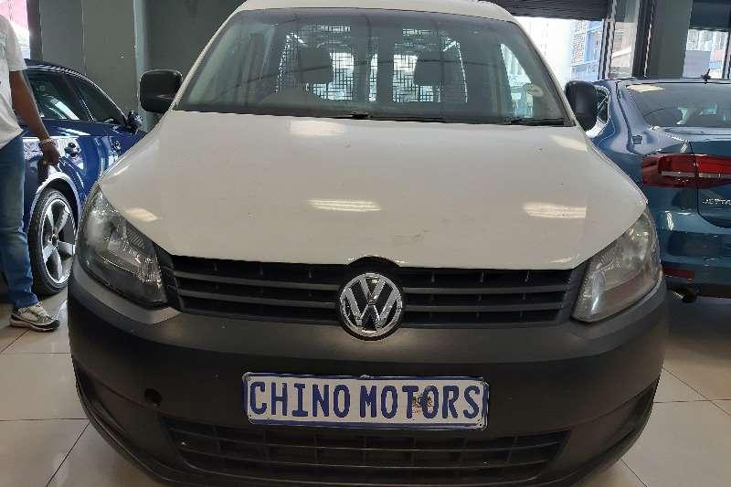 VW Caddy 1,6 2011