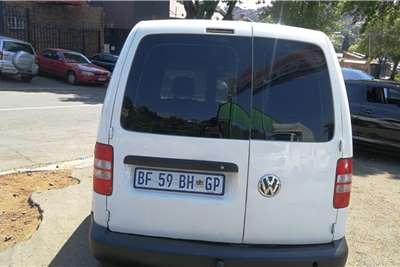 Used 2011 VW Caddy 1,6