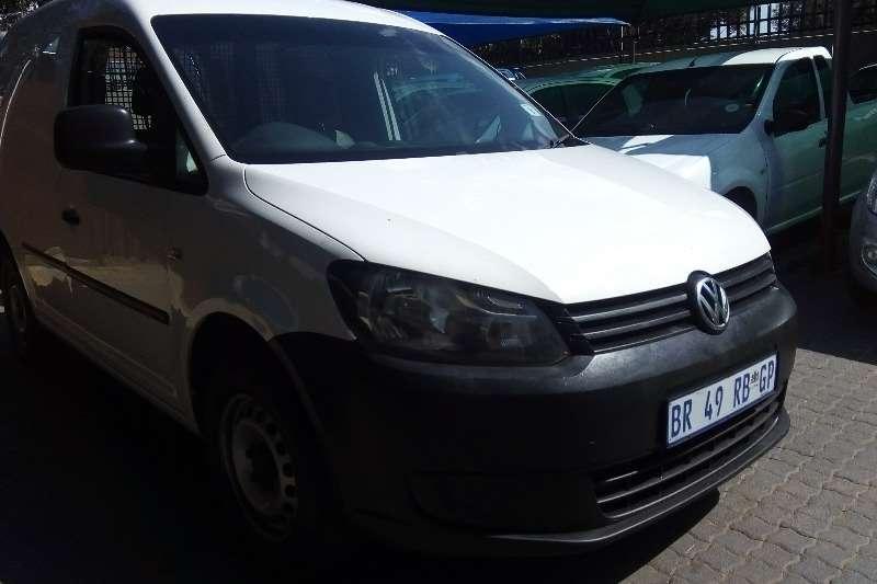 VW Caddy 1,6 2012