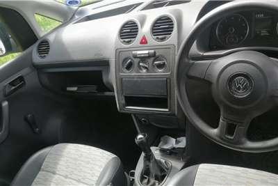 Used 2012 VW Caddy 1,6