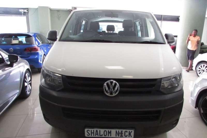 VW Caddy 1,6 2014