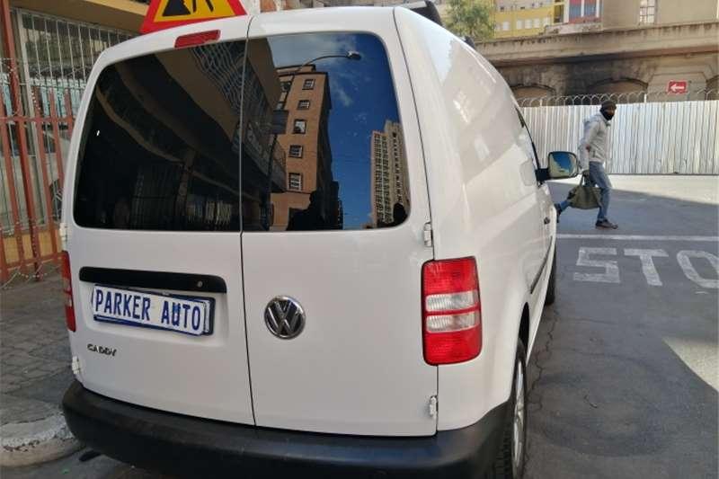 VW Caddy 1,6 2015