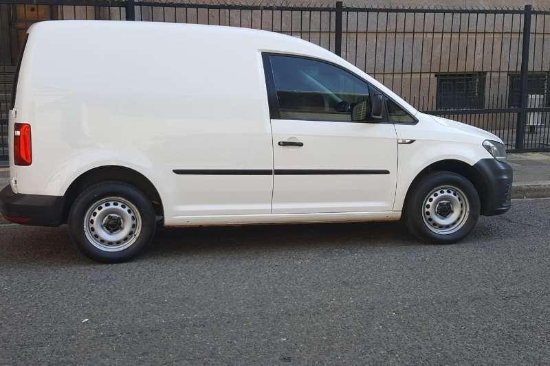 Used 2016 VW Caddy 1,6