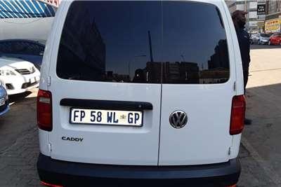 VW Caddy 1,6 2016