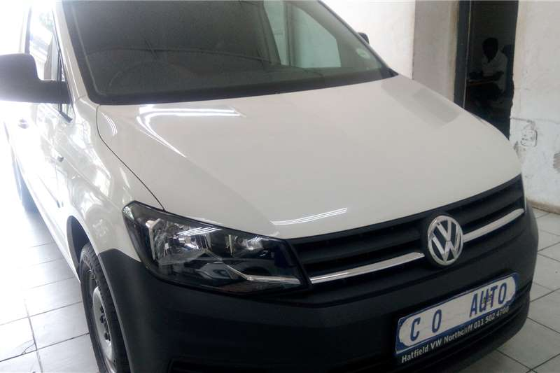 VW Caddy 1,6 2017