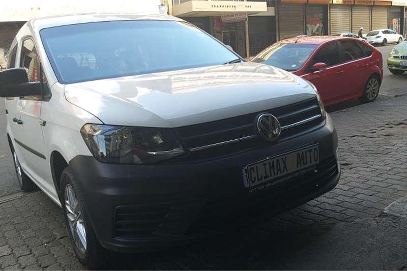 VW Caddy 1,6 2018