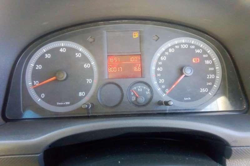 VW Caddy 1.6 crew bus 2010
