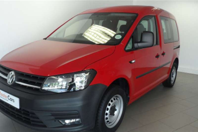 VW Caddy 1.6 crew bus 2010