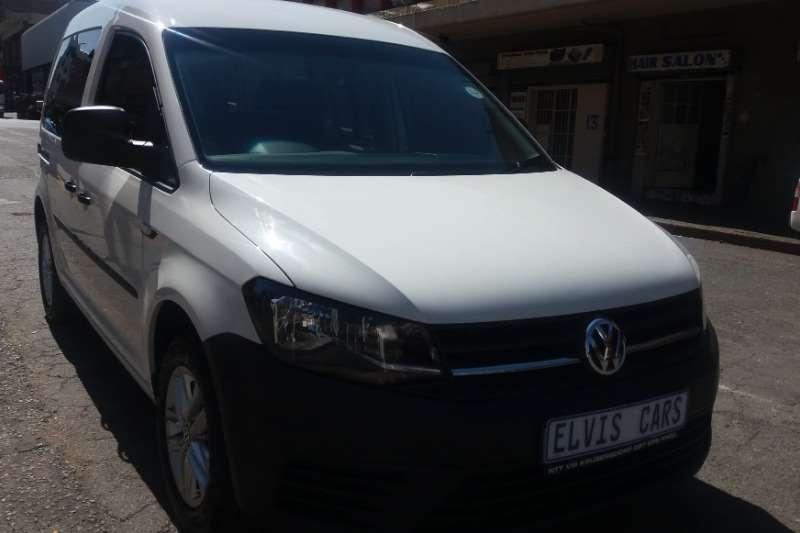 VW Caddy 1.6 crew bus 2018