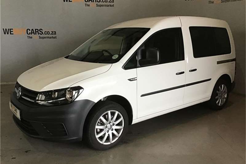 VW Caddy 1.6 crew bus 2018