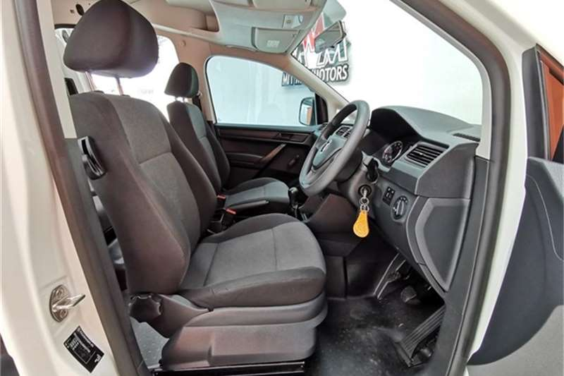 Used 2018 VW Caddy 1.6 crew bus
