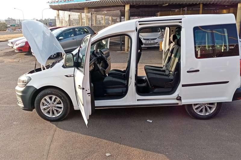 Used 2019 VW Caddy 1.6 crew bus