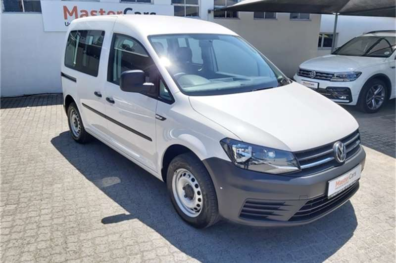 VW Caddy 1.6 crew bus 2020