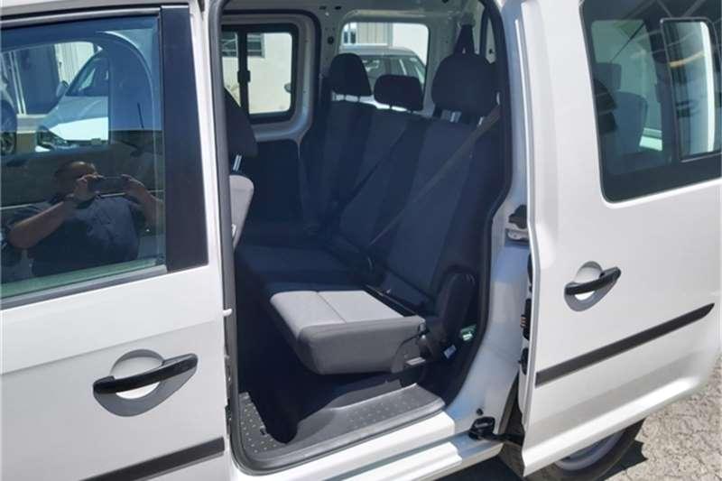 VW Caddy 1.6 crew bus 2020