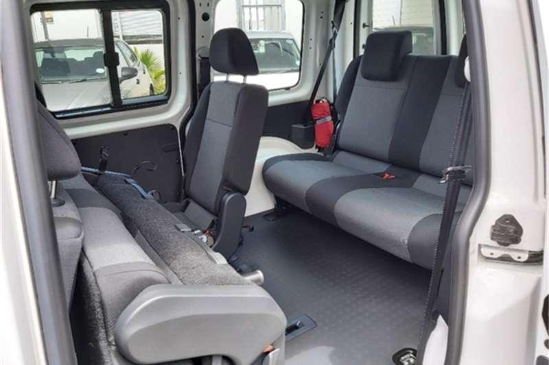 VW Caddy 1.6 crew bus 2021