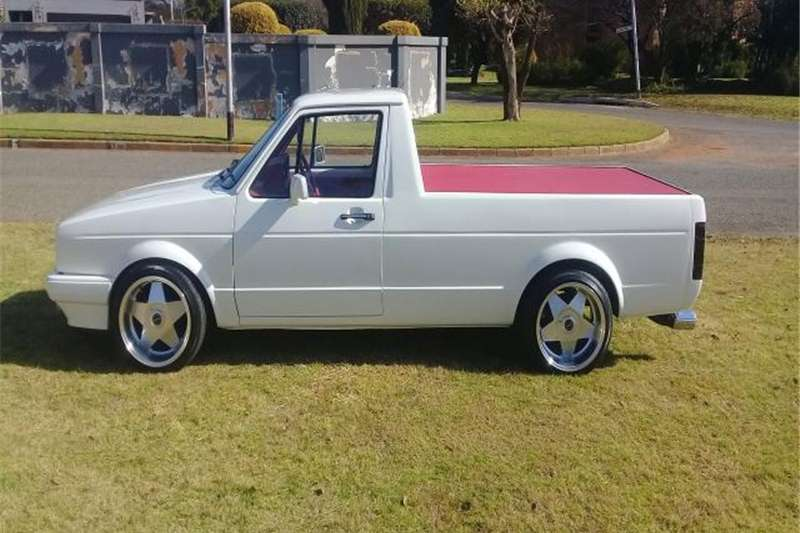 VW Caddy 1.6 Life 1987