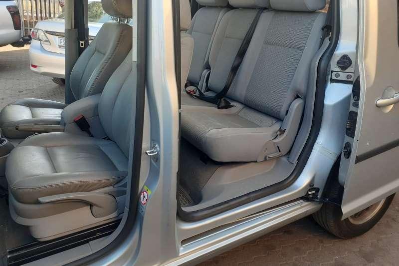 Used 2007 VW Caddy 1.6 Life