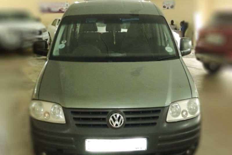 VW Caddy 1.6 Life 2008